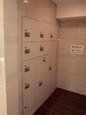 【その他共用部分】フェニシア三軒茶屋 ペット飼育可 浴室乾燥機 独立洗面台