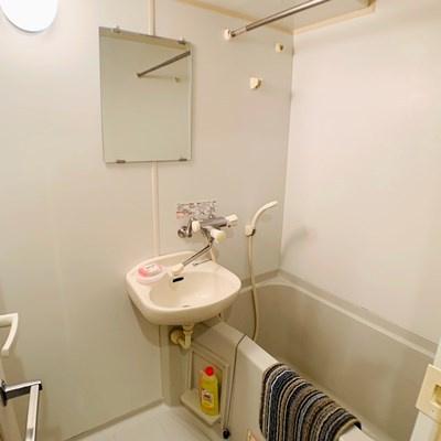 【浴室】パレステュディオ六本木