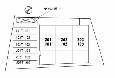 【区画図】シャーメゾン アトリエール