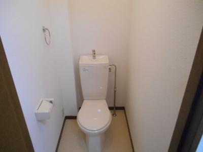 【トイレ】パルミヴィラージュ