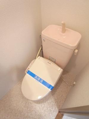【トイレ】カーサJIN