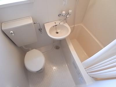 【浴室】エスポワール飯田
