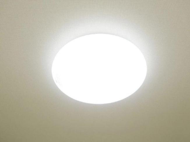 照明設置予定です