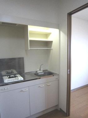 【キッチン】シャイン バストイレ別 浴室乾燥機 室内洗濯機置場