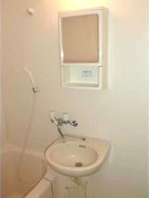 【洗面所】シャイン バストイレ別 浴室乾燥機 室内洗濯機置場