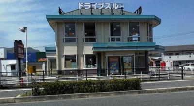 ロッテリア山口バイパス店(飲食店)まで1,798m