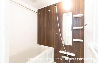 【浴室】ラ・ファミーユⅢ