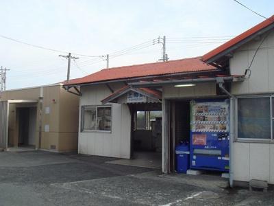 JR山口線 上郷駅まで750m