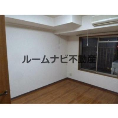 【居間・リビング】メゾン・ド・ヴィレ千駄木