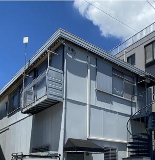 【外観】南町住宅付倉庫事務所
