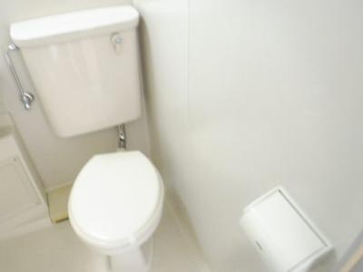 【トイレ】サイトウハウスⅢ