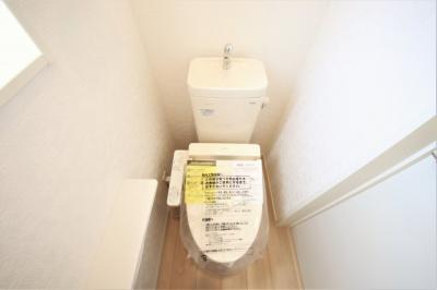 【トイレ】クレイドルガーデン土浦市烏山第5