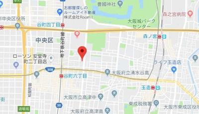 【地図】アーク上町