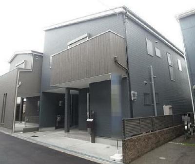 【外観】西成区南津守3丁目 新築戸建