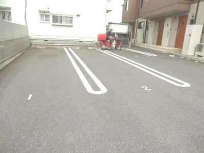 【駐車場】シャーメゾン・ル・プレ A棟