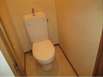 【トイレ】GRACE SETAGAYA 駅近 バストイレ別 室内洗濯機置場