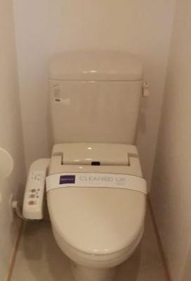 【トイレ】レジディア大森