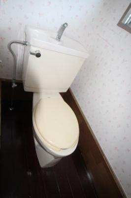【トイレ】大西マンション