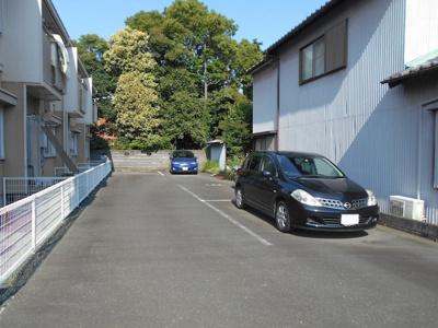 【駐車場】タウニー上浅田