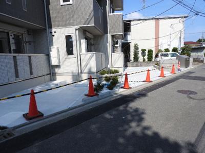 【駐車場】セジュール武蔵新城