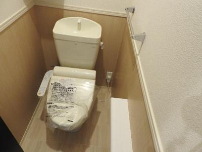 【トイレ】セジュール武蔵新城