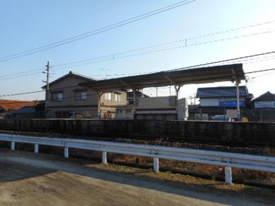 JR福塩線・湯田村駅まで1200m