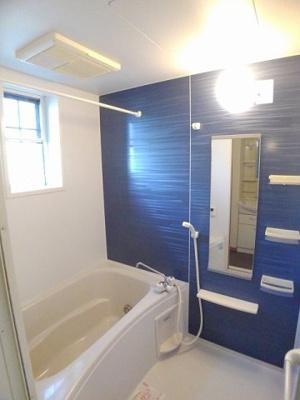 【浴室】メゾン・ソレイユC