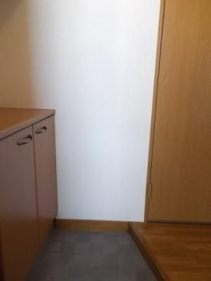 【玄関】ラ・ファーミ