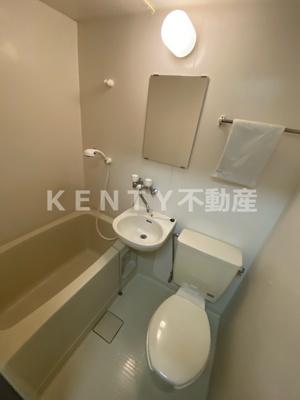【浴室】サンフジ
