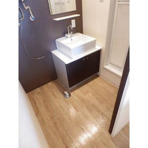 【浴室】Le pivot