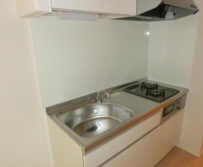 【キッチン】AKS三宿フラッツ オートロック 宅配BOX 独立洗面台