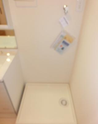 【設備】AKS三宿フラッツ オートロック 宅配BOX 独立洗面台
