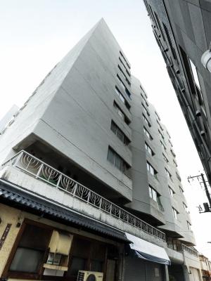 【外観】メトロ新高円寺マンション