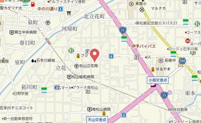 【地図】シャルマン アイ・