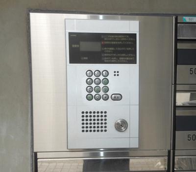 【セキュリティ】エコーバレー オートロック付 バストイレ別 室内洗濯機