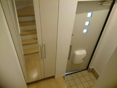【玄関】ドリームハウス