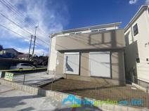 平塚市南原21-1期 新築戸建 全8棟3号棟の画像