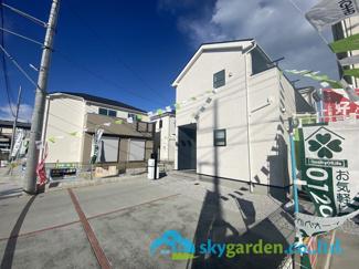 平塚市南原21-1期 新築戸建 全8棟5号棟