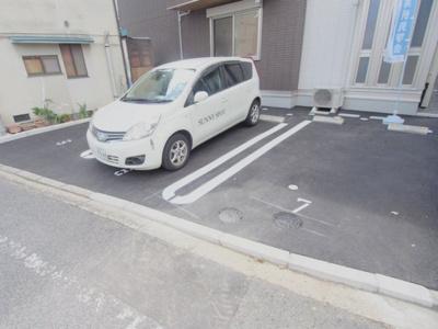 【駐車場】ルミナスS