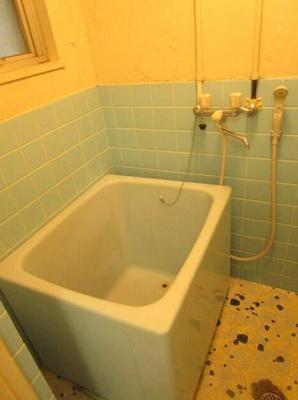 【浴室】三田新中野コーポ
