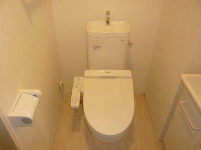 【トイレ】エスポワール横浜