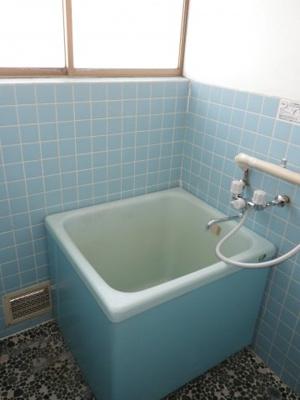 【浴室】坪倉荘