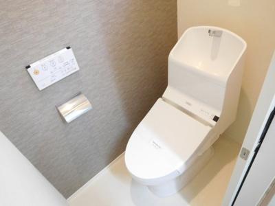 【トイレ】コンフォートテラス久我山