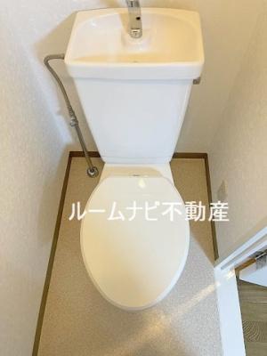 【トイレ】ななハイツB