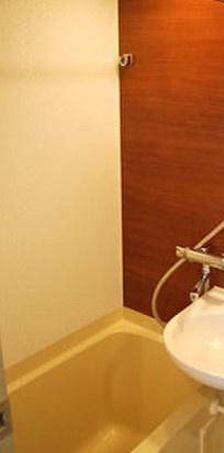 【浴室】ラグジュアリーアパートメント東中野Ⅱ