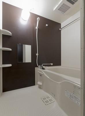 【浴室】フジパレス城北Ⅱ番館