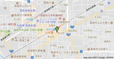 【地図】レーベンハイム㈱Roots
