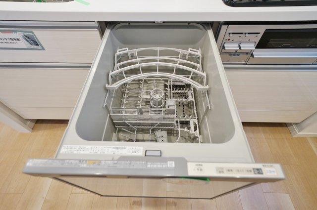 家事を助けてくれる食洗機付きもうれしいポイント
