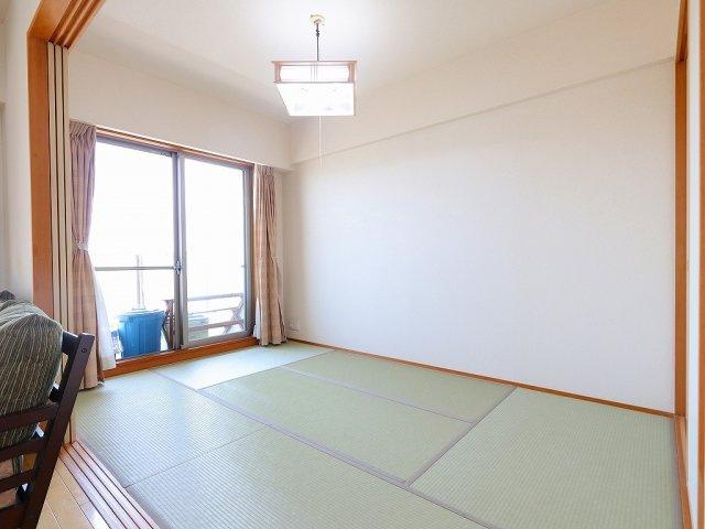日差しの降りそそぐ和室は気持ちよさそうです 三郷新築ナビで検索