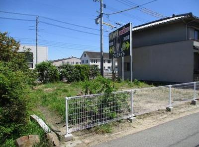 【外観】手城町3丁目 売土地